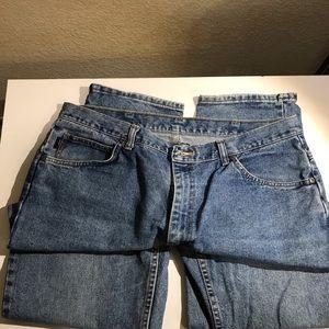 Women's Chic Jean. Size 20W Average.